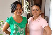 Om een ??plaats te krijgen tot de meest prestigieuze taal centra in Latijns-Amerika hebben we alleen de huur van de beste leraren... en intensief trainen